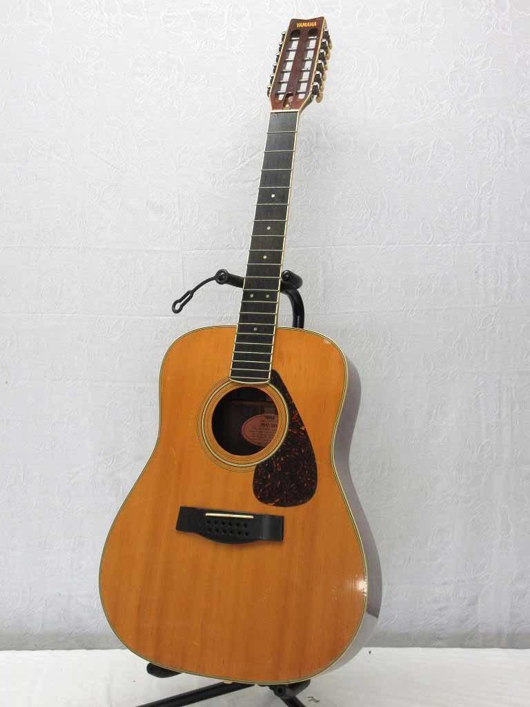 07083Z レトロ YAMAHA ヤマハ 12弦 FG12-301 アコースティックギター イタミ多数 現状 売り切り