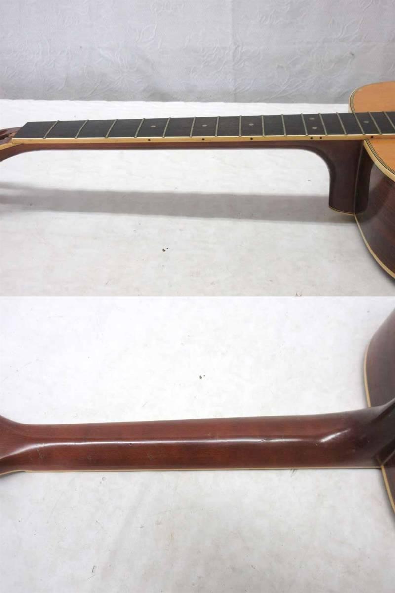 07083Z レトロ YAMAHA ヤマハ 12弦 FG12-301 アコースティックギター イタミ多数 現状 売り切り_画像4