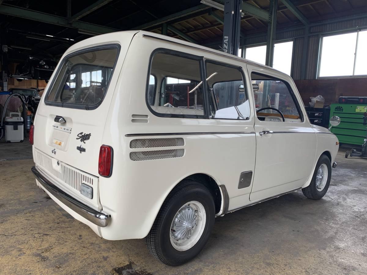 スバルR2バン 360CC スバルR2 旧車 レトロ 昭和 _画像4