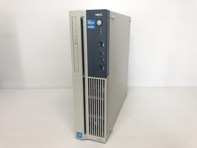 7152【NEC・MB-T】Celeron G3900 2.80GHz メモリ8GB HDD無し DVD-ROM★BIOS・ジャンク
