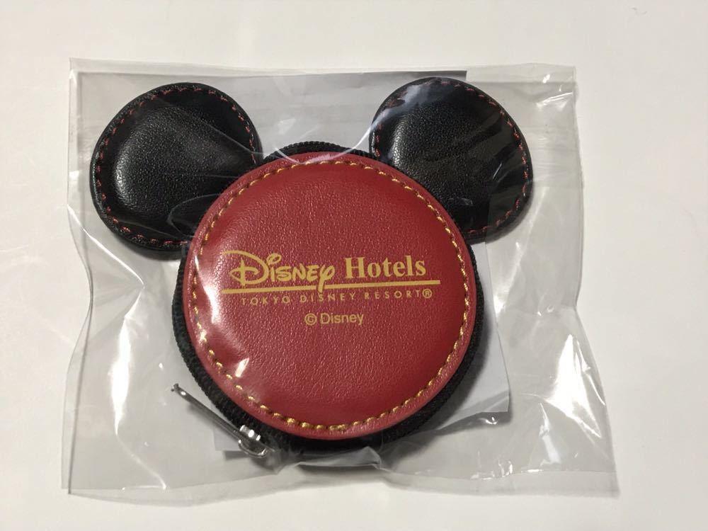 非売品 ディズニーホテル限定 コインケース 小銭入れ_画像1