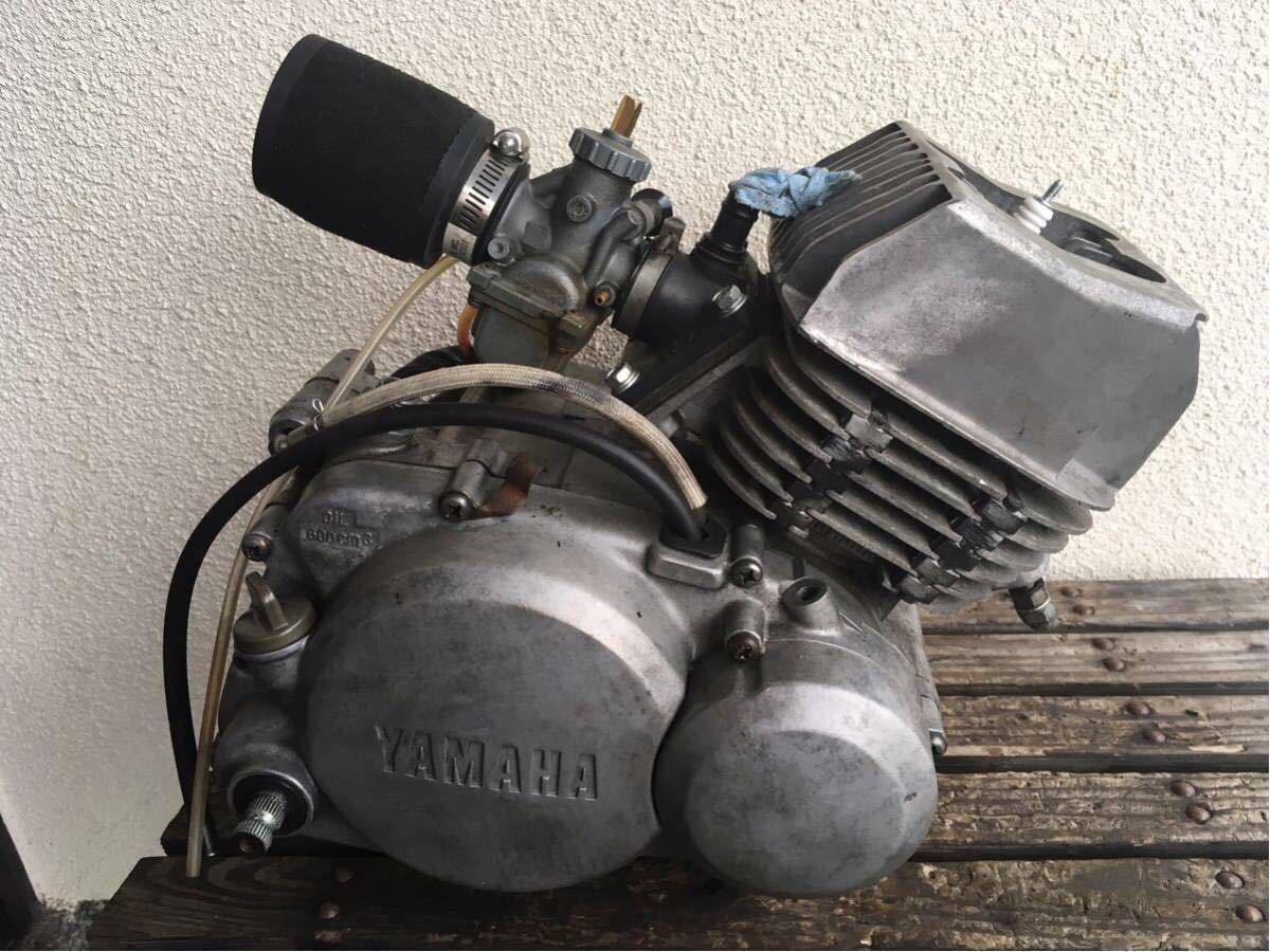 MR80 エンジン ysr80 シリンダー VM18 キャブ キタコ UNIフィルター セット フォーゲル ヤマハ おまけ多数あり_画像5