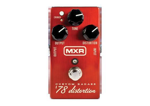 【新品】MXR(エムエックスアール)/ Custom Badass '78 Distortion M78 - ヴィンテージ・ディストーション_画像1