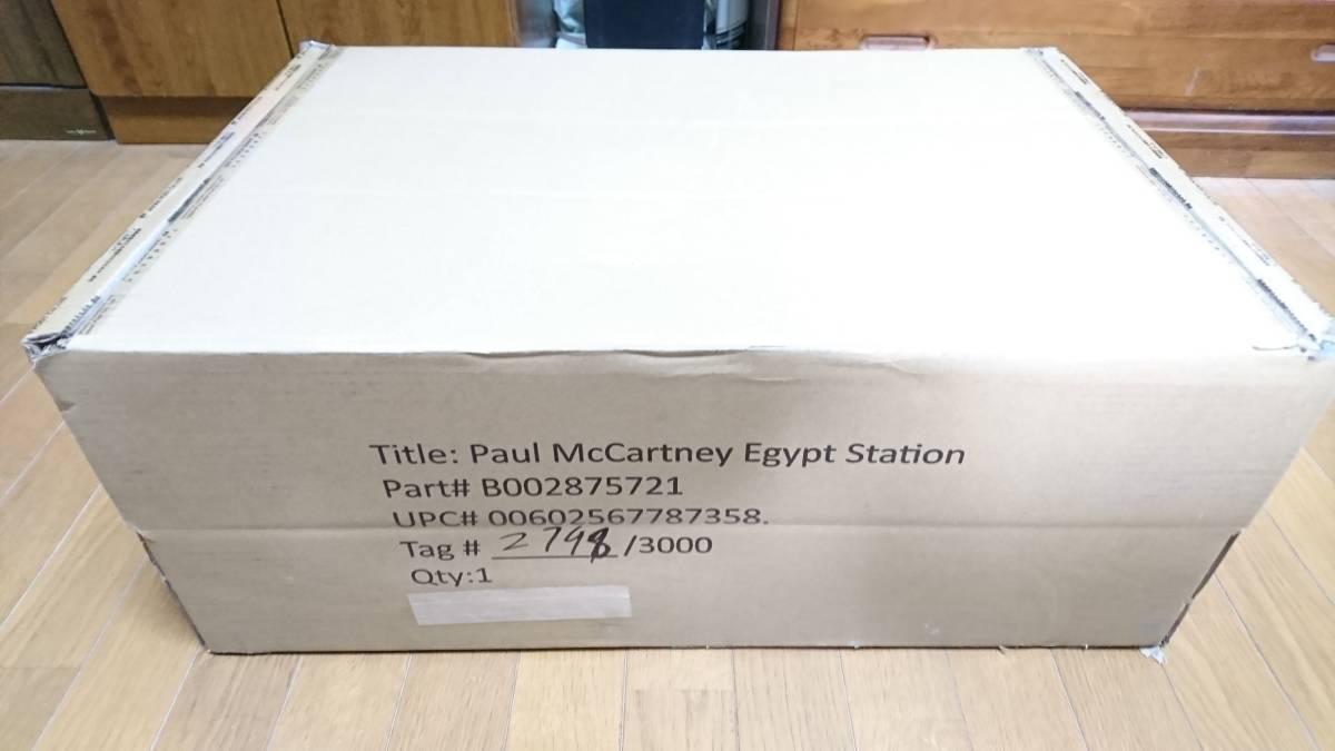 エジプト・ステーション・トラベラーズエディション/Egypt Station Traveler's Edition US版_画像2