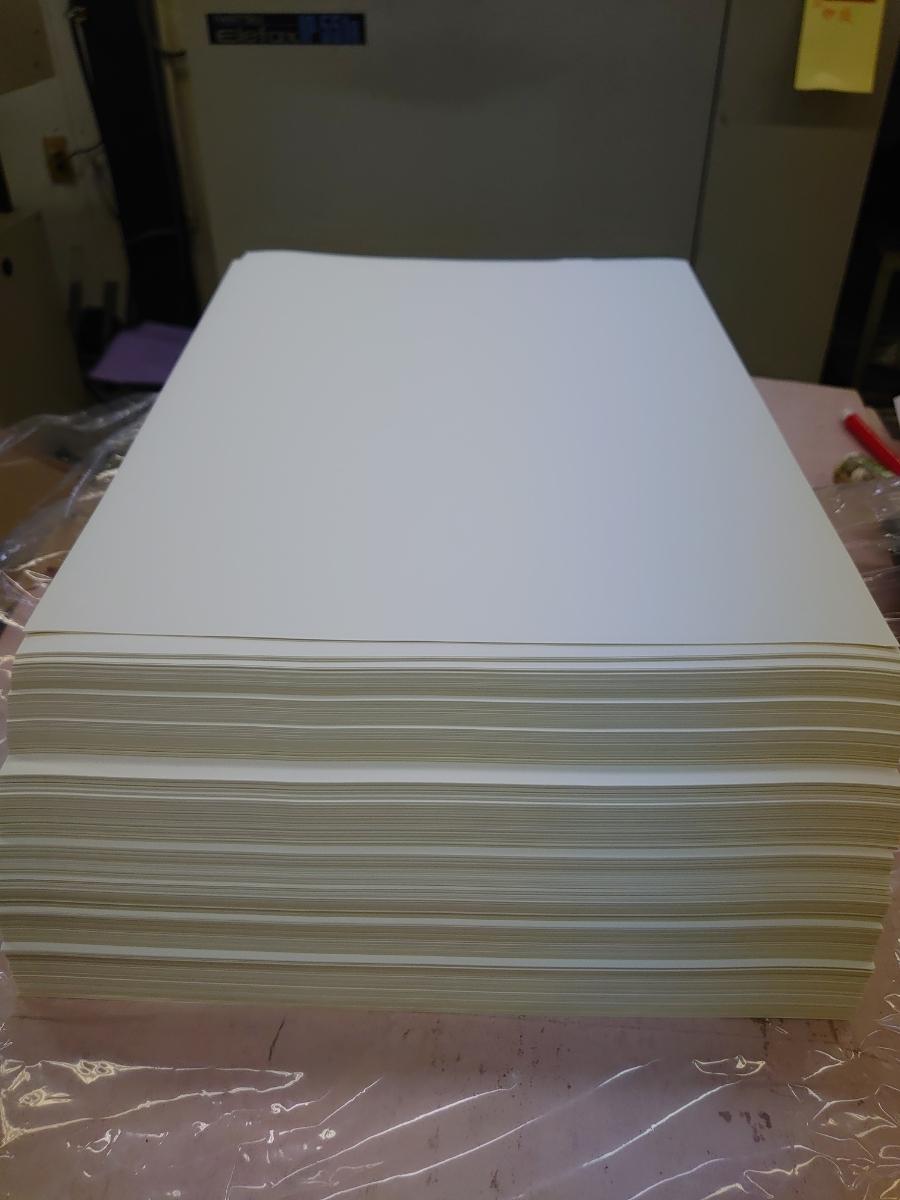 ★タック紙 シール スリッター入り B4サイズ 500枚★_画像2