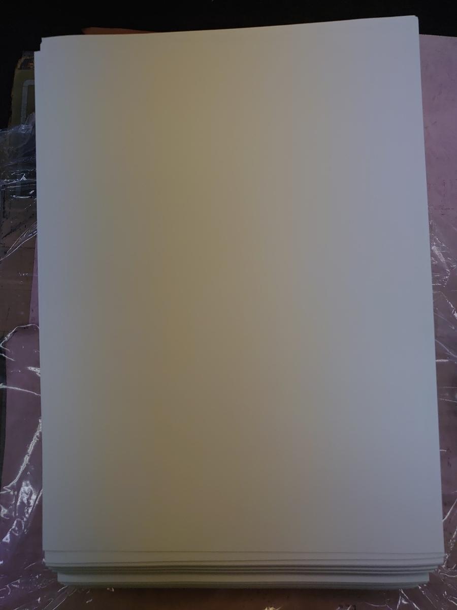 ★タック紙 シール スリッター入り B4サイズ 500枚★_画像3