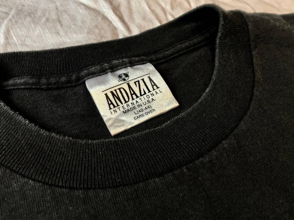 ヴィンテージ マイルスデイビス Tシャツ ブラック ムービー 映画 チェットベイカー ジャズ T バンドT 古着 80s 90s_画像6