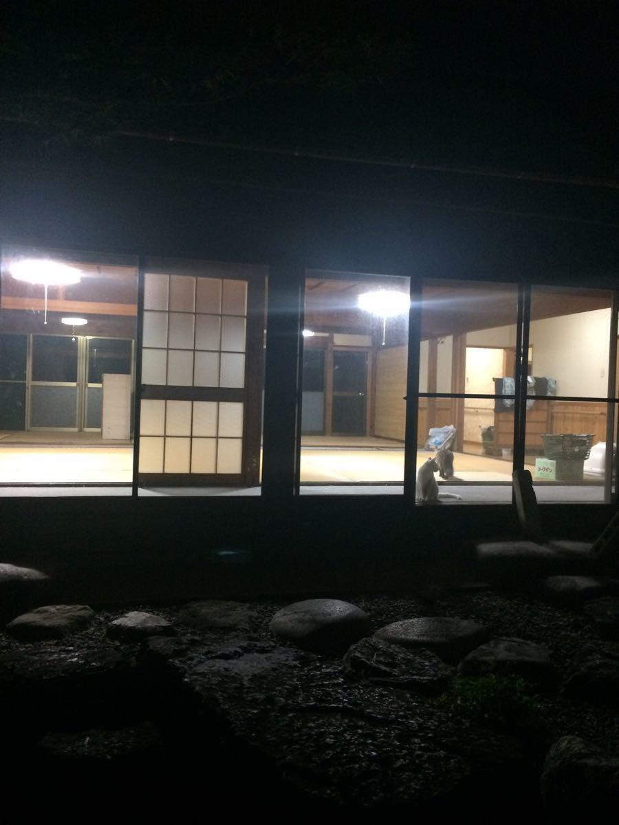 アルミサッシ ガラス窓 雨戸 網戸