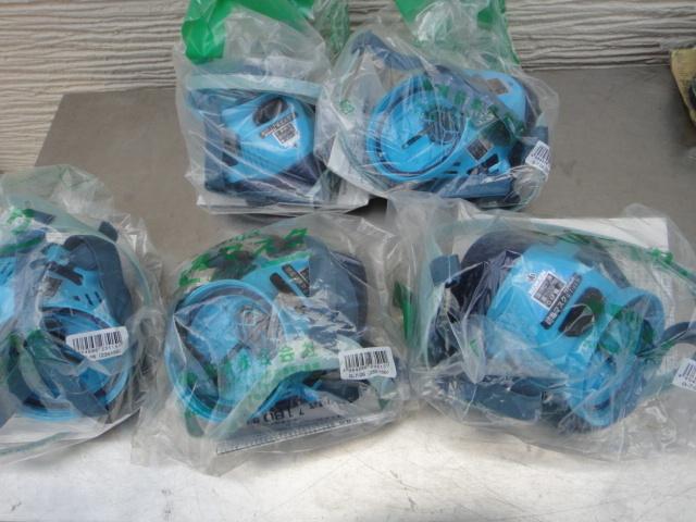 ●未使用 KOKEN サカヰ式 防毒マスク 5個 +吸収缶17個+防じんマスク2個_画像2