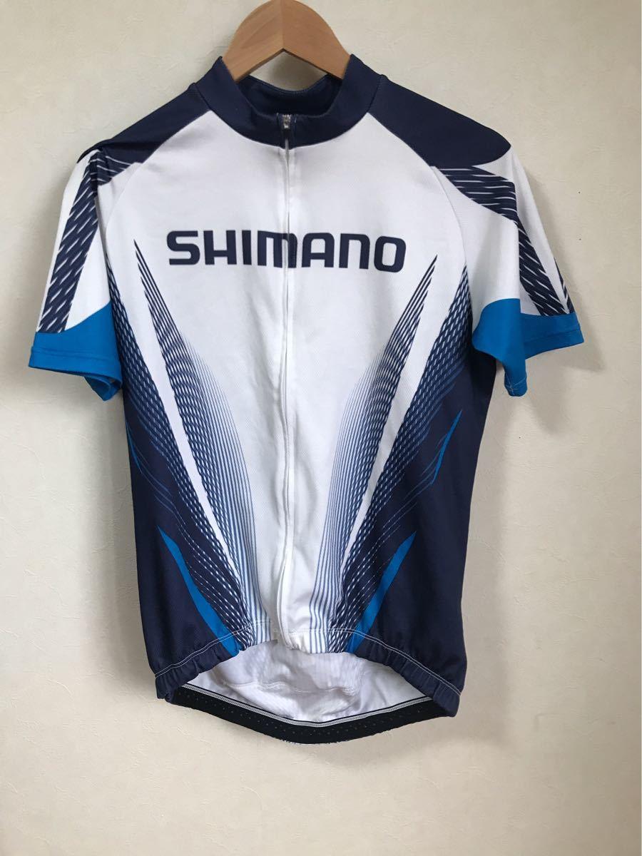 69d30d78b171ca SHIMANO シマノ サイクルジャージ レーシングパンツ グローブ セット サイズL