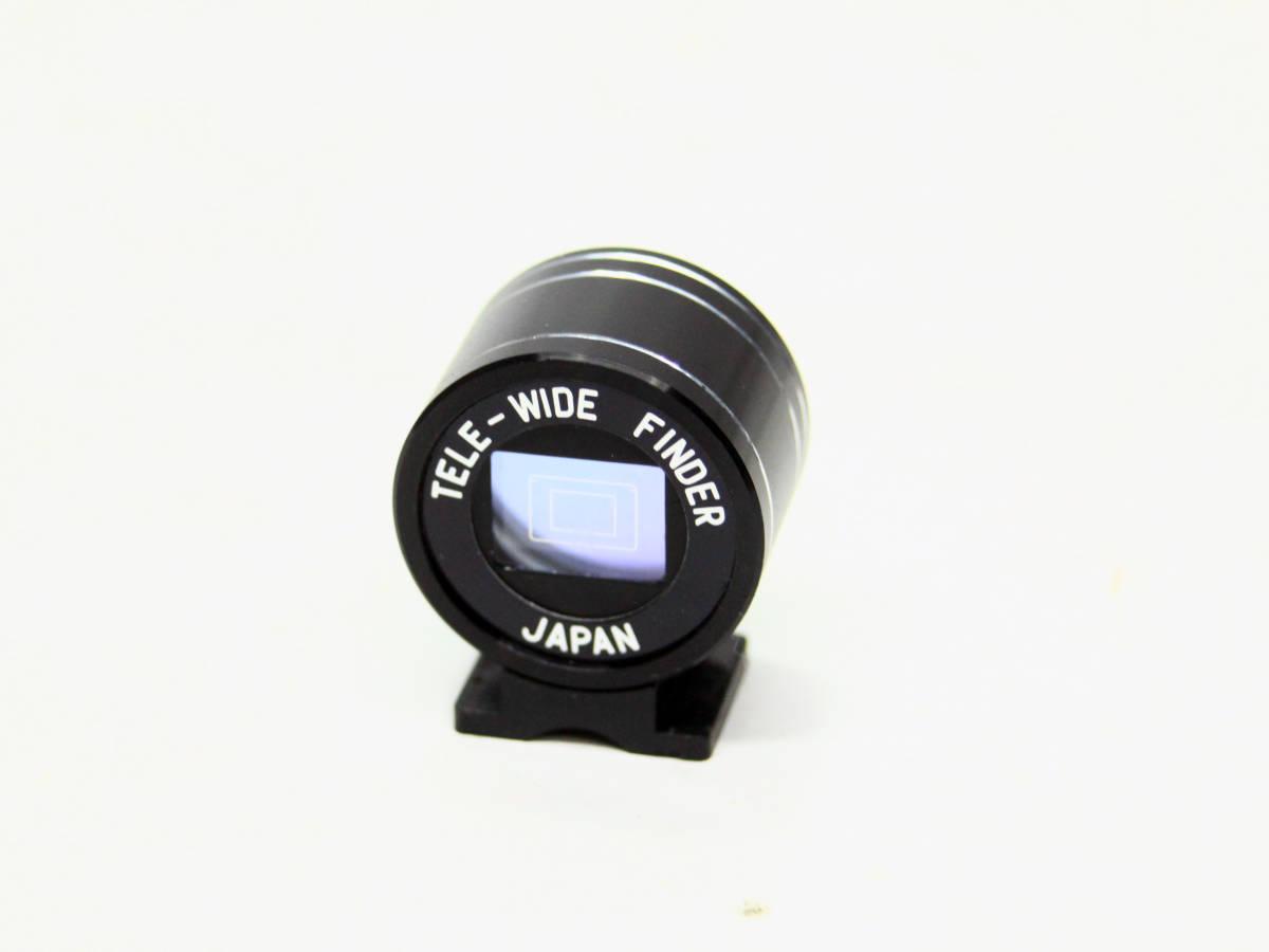 [家電] カメラ TELE-WIDE FINDER クリックポスト