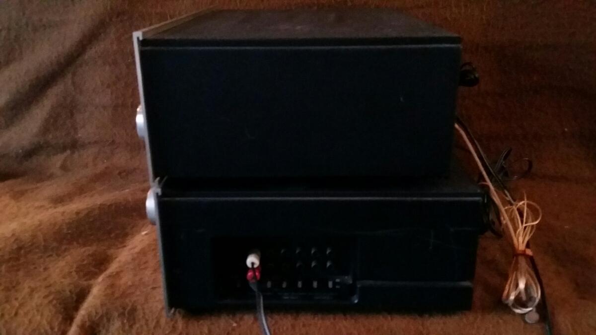 【Technics/テクニクス】アンプ/FM AMチューナーSU-7700/ST-7300(現状品)_画像6