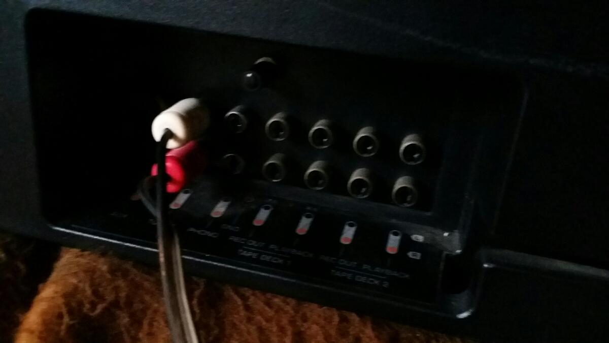【Technics/テクニクス】アンプ/FM AMチューナーSU-7700/ST-7300(現状品)_画像7