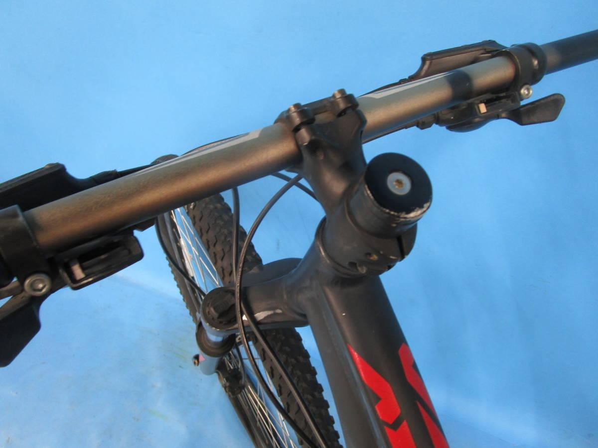 ☆大阪西淀 レストア部品取り SPECIALIZED HARDROCK SPORT マウンテン 油圧ディスク 29インチ 3×8 スペシャライスド ACERA 中古自転車JL92_画像4