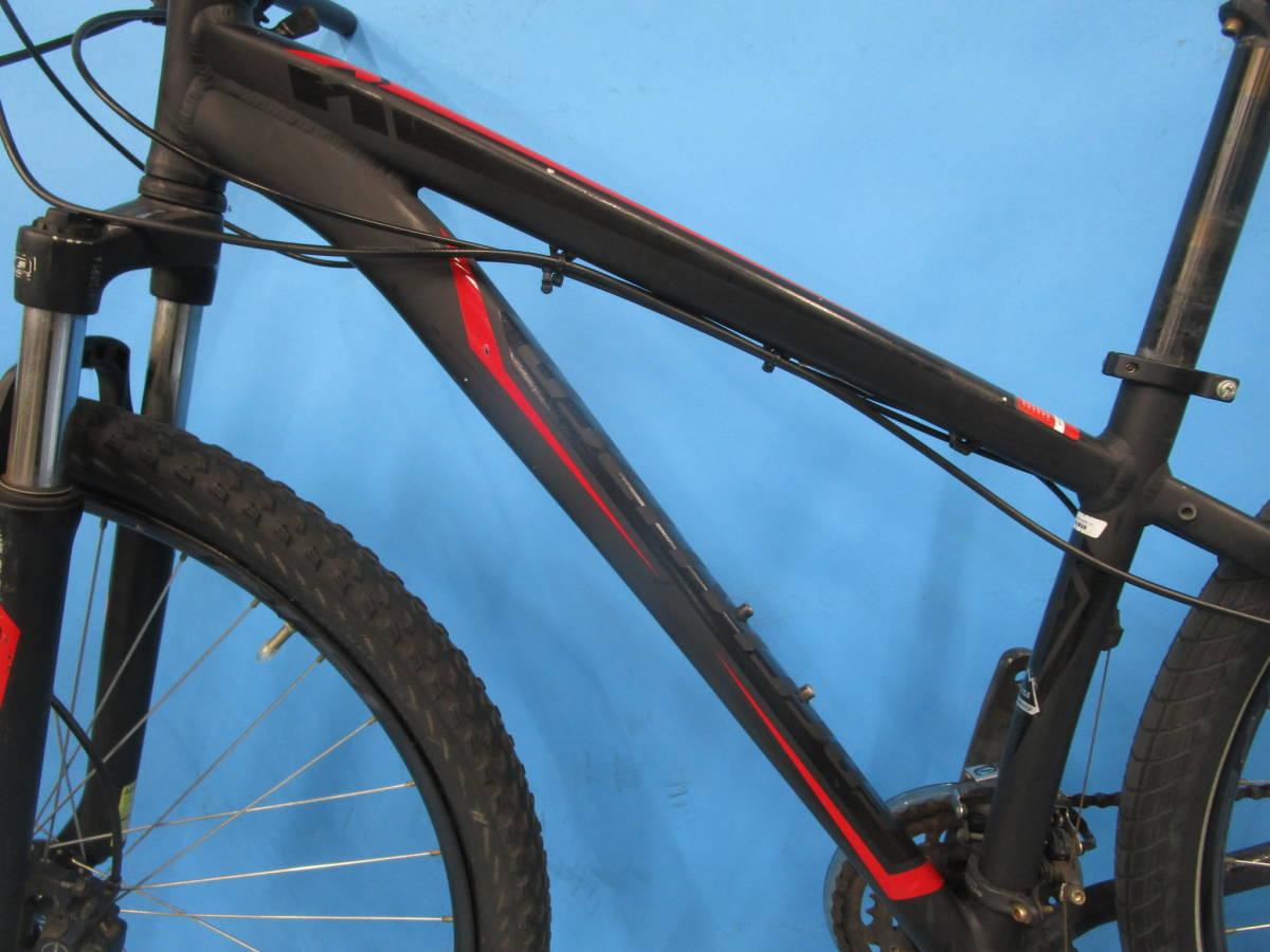 ☆大阪西淀 レストア部品取り SPECIALIZED HARDROCK SPORT マウンテン 油圧ディスク 29インチ 3×8 スペシャライスド ACERA 中古自転車JL92_画像2