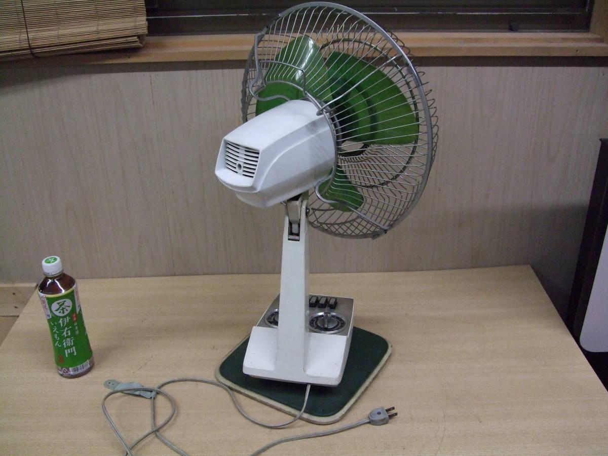 日立 HITACHI 扇風機 レトロ 訳あり_画像4