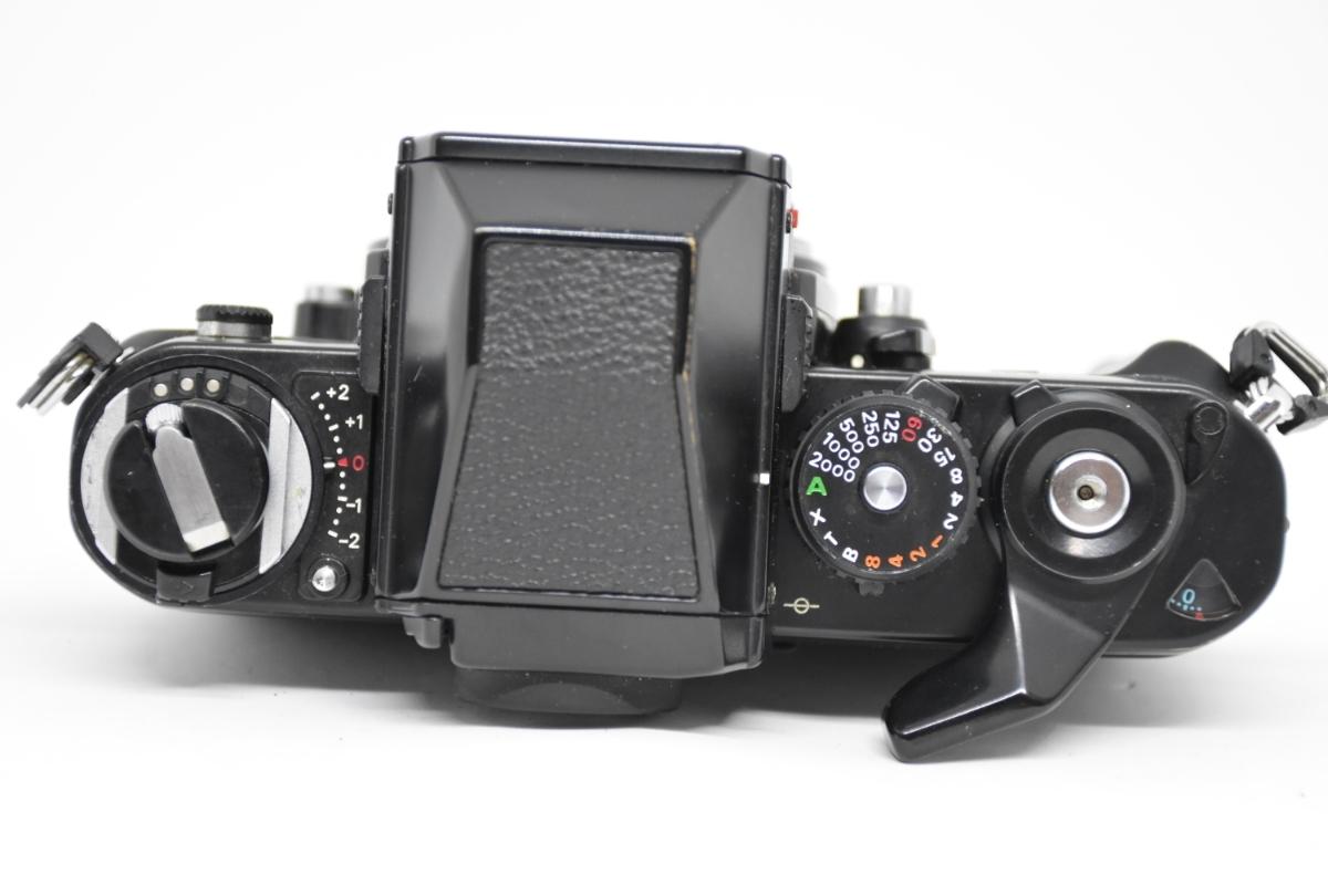 1円~ Nikon F3 ボディ おまけレンズ50mm30mm♯23_画像6
