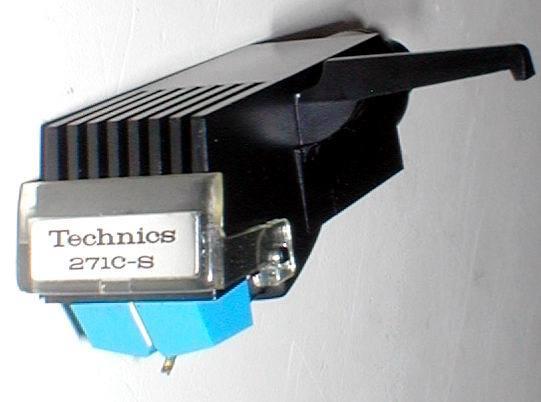 Technics EPC-271CS MM-Stereo HeadShell Cartridge 新品針付き 出力OK! 綺麗_画像7