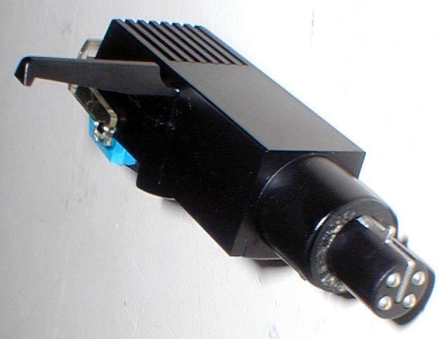 Technics EPC-271CS MM-Stereo HeadShell Cartridge 新品針付き 出力OK! 綺麗_画像4