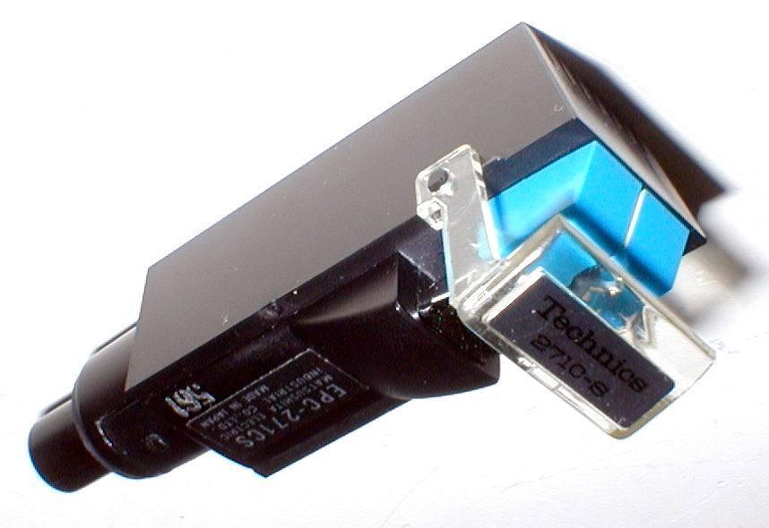 Technics EPC-271CS MM-Stereo HeadShell Cartridge 新品針付き 出力OK! 綺麗_画像9