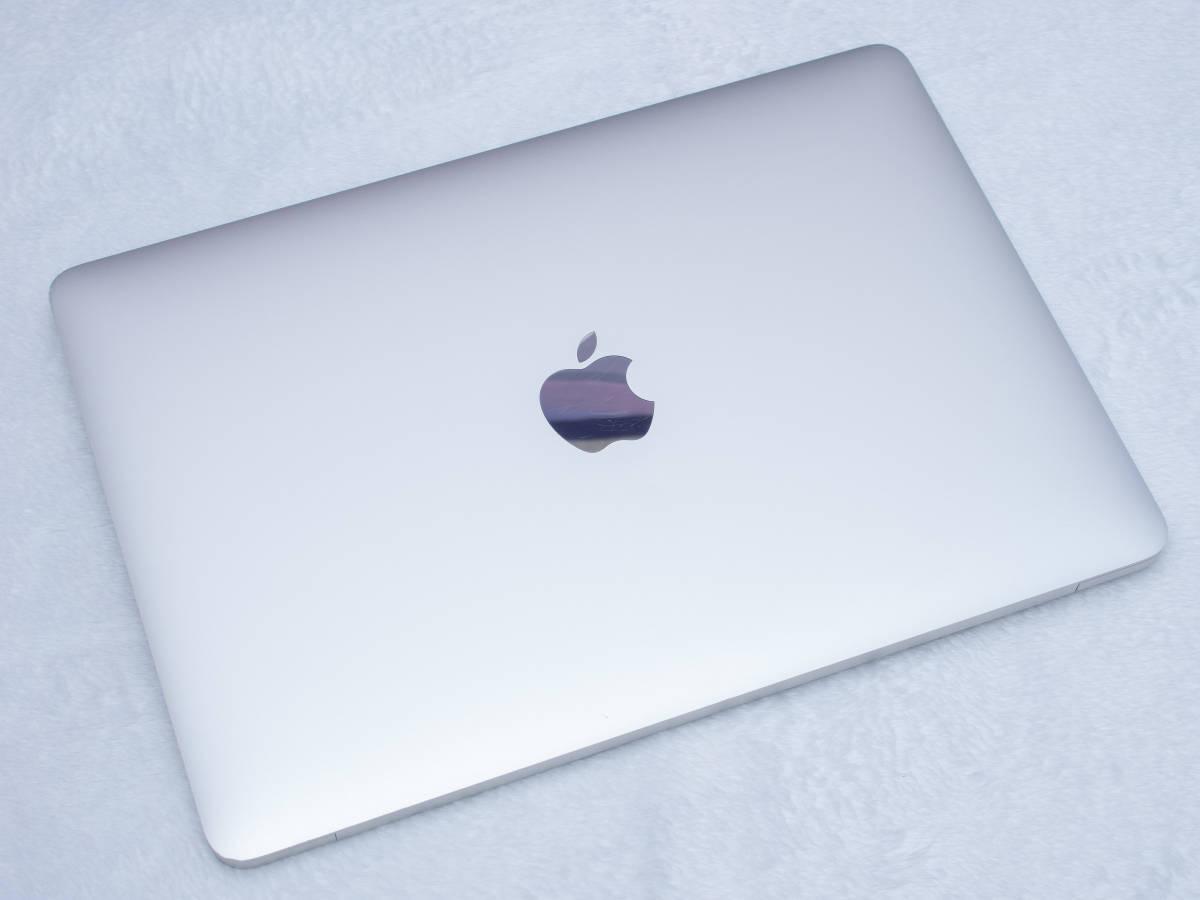 充放電6回 オーバーホール済 MacBook(Retina, 12-inch, Early 2015)MF855J/A