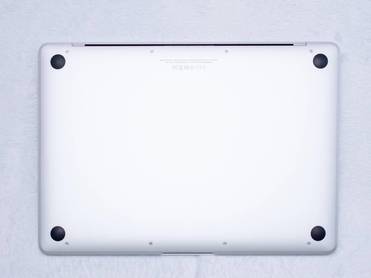 充放電6回 オーバーホール済 MacBook(Retina, 12-inch, Early 2015)MF855J/A_画像2