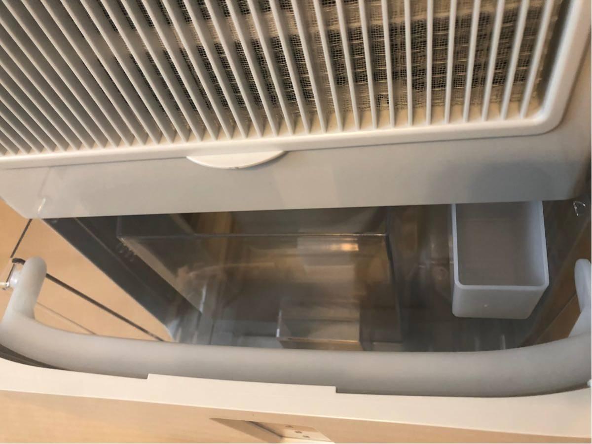 美品 コロナ CORONA CDM-1017 (AS) 衣類乾燥除湿機 どこでもクーラー 冷風 除湿機 衣類乾燥 除湿乾燥機 _画像5