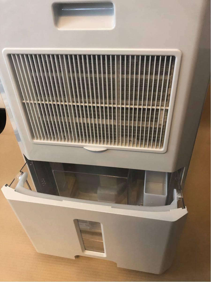 美品 コロナ CORONA CDM-1017 (AS) 衣類乾燥除湿機 どこでもクーラー 冷風 除湿機 衣類乾燥 除湿乾燥機 _画像4