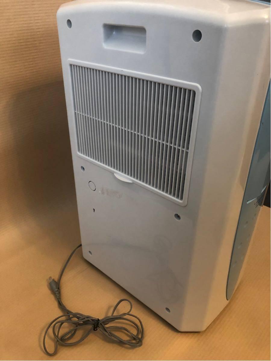 美品 コロナ CORONA CDM-1017 (AS) 衣類乾燥除湿機 どこでもクーラー 冷風 除湿機 衣類乾燥 除湿乾燥機 _画像3