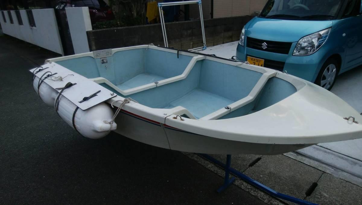 アカシヨット EK-270 3分割 熊本県より引取り限定_画像4