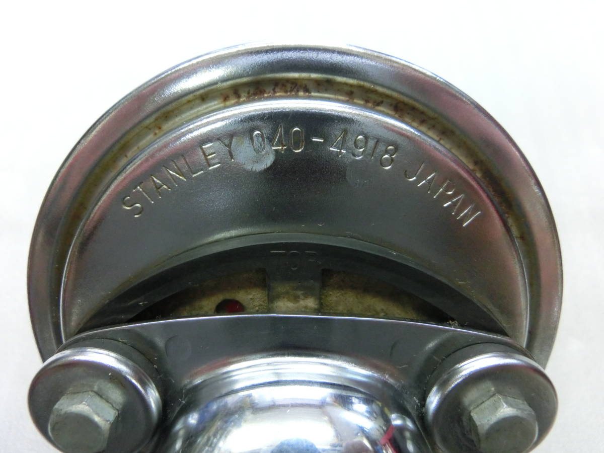 SR400に取り付けていた 初期型 ミニトレ テールランプ /XT500 TX500 TX650 TX750 SR500_画像4