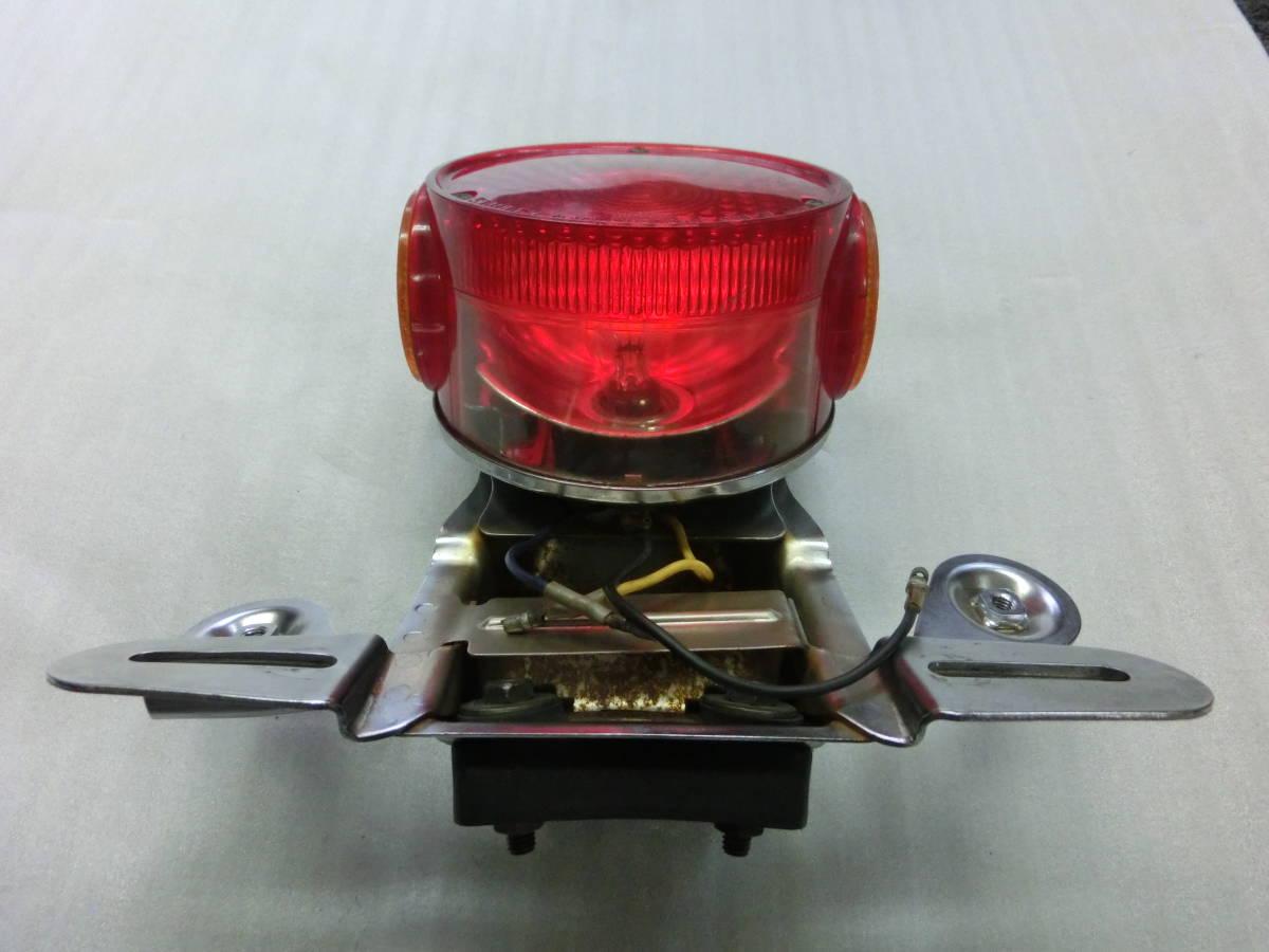 SR400に取り付けていた 初期型 ミニトレ テールランプ /XT500 TX500 TX650 TX750 SR500_画像10