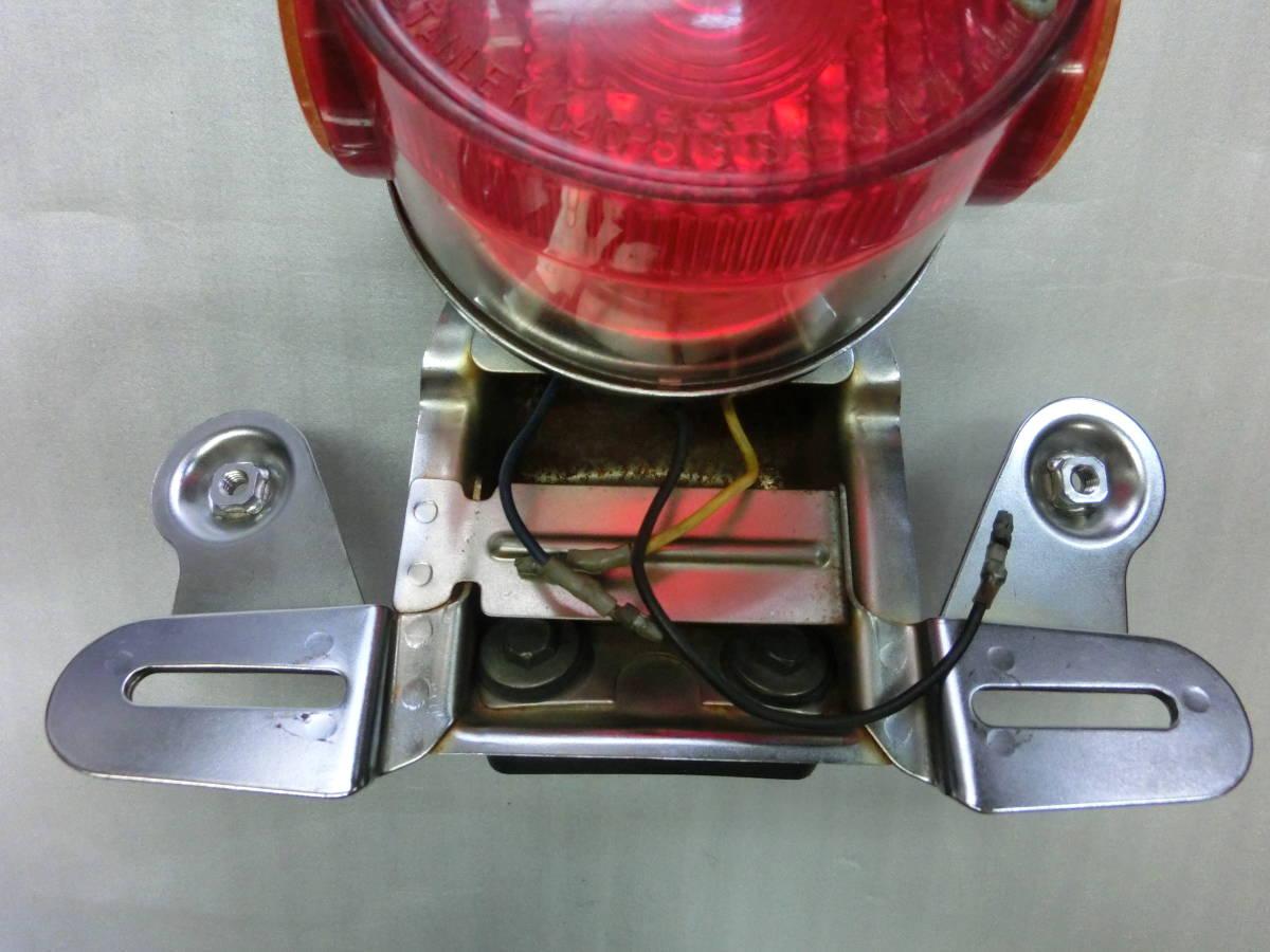 SR400に取り付けていた 初期型 ミニトレ テールランプ /XT500 TX500 TX650 TX750 SR500_画像5