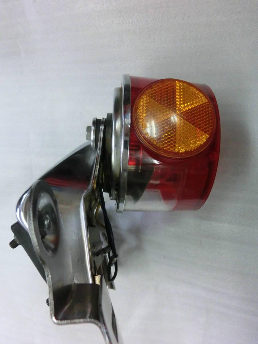 SR400に取り付けていた 初期型 ミニトレ テールランプ /XT500 TX500 TX650 TX750 SR500_画像8