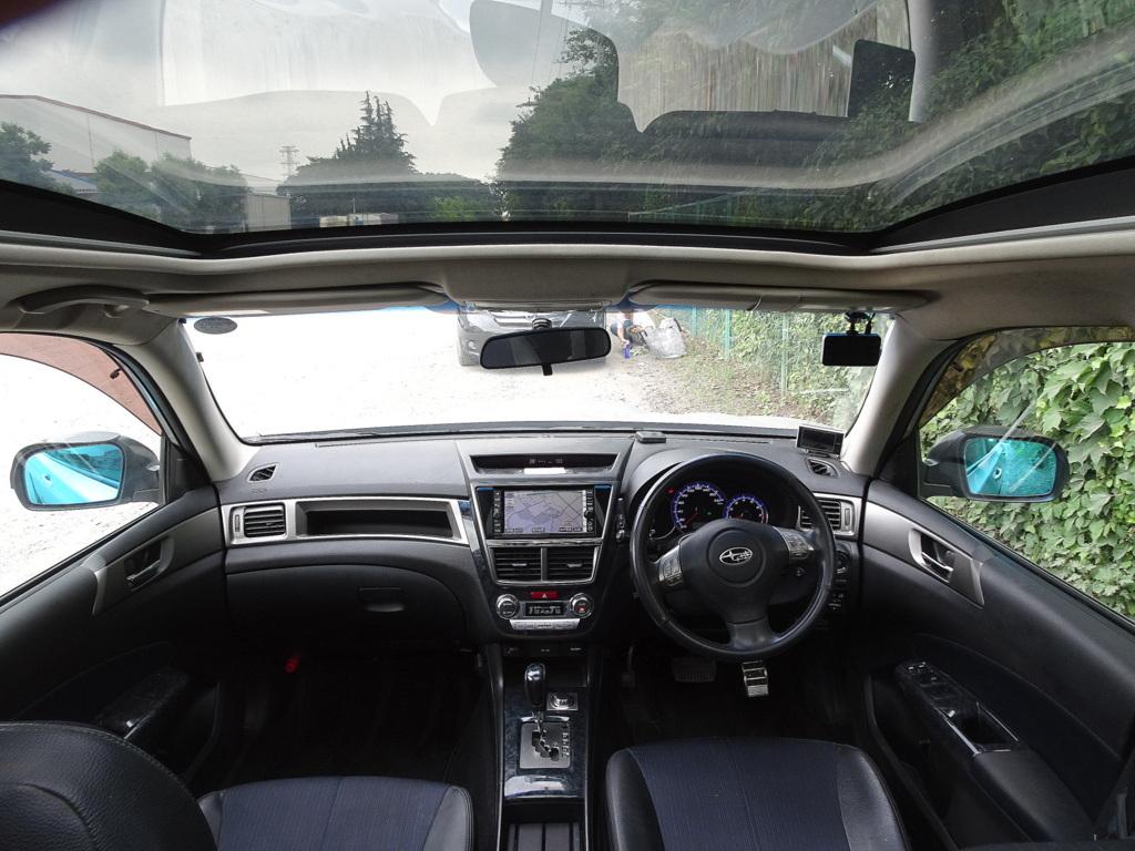 4WD ターボ エクシーガ 2.0GT HDDナビ 地デジTV バックモニター ガラスルーフ SIドライブ スマートキー クルーズコントロール HID ETC_画像5