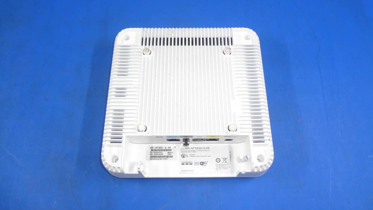 激安1円スタート Cisco 無線LAN中継機 Systems Cisco Aironet 1830 AIR-AP1832I-Q-K9 中古動作品_画像2