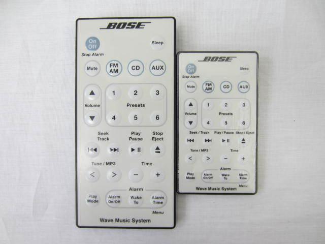 BOSE ボーズ 【WaveMusicSystem】 ウェーブミュージックシステム AWRCCC ジャンク 説明書・リモコンあり 中古_画像9
