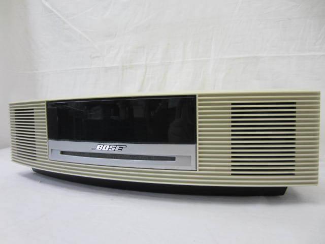 BOSE ボーズ 【WaveMusicSystem】 ウェーブミュージックシステム 音出し確認済 リモコン・説明書・保証書あり_画像3