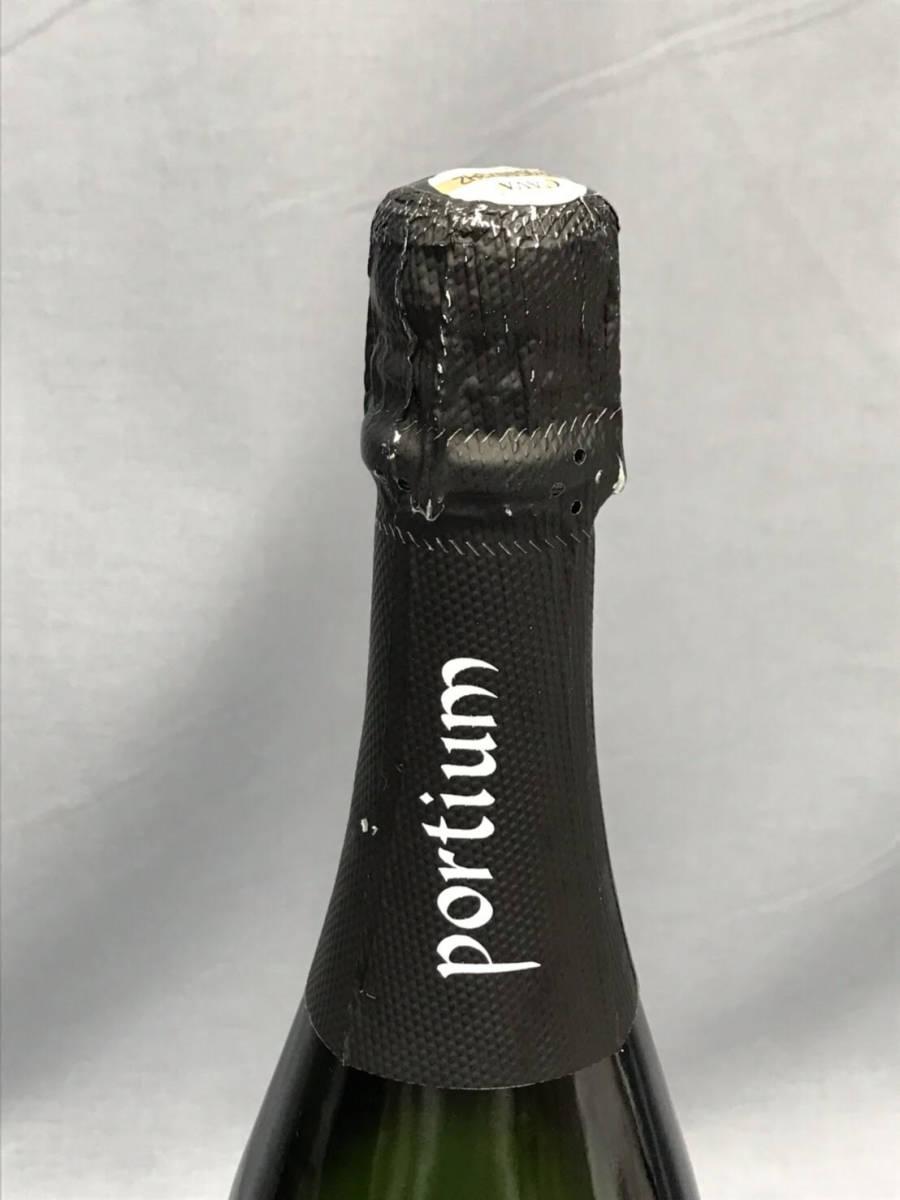 ★未開栓★Portium Cava Brut カヴァ ブリュット 750ml 11.5% スパークリングワイン 古酒_画像3