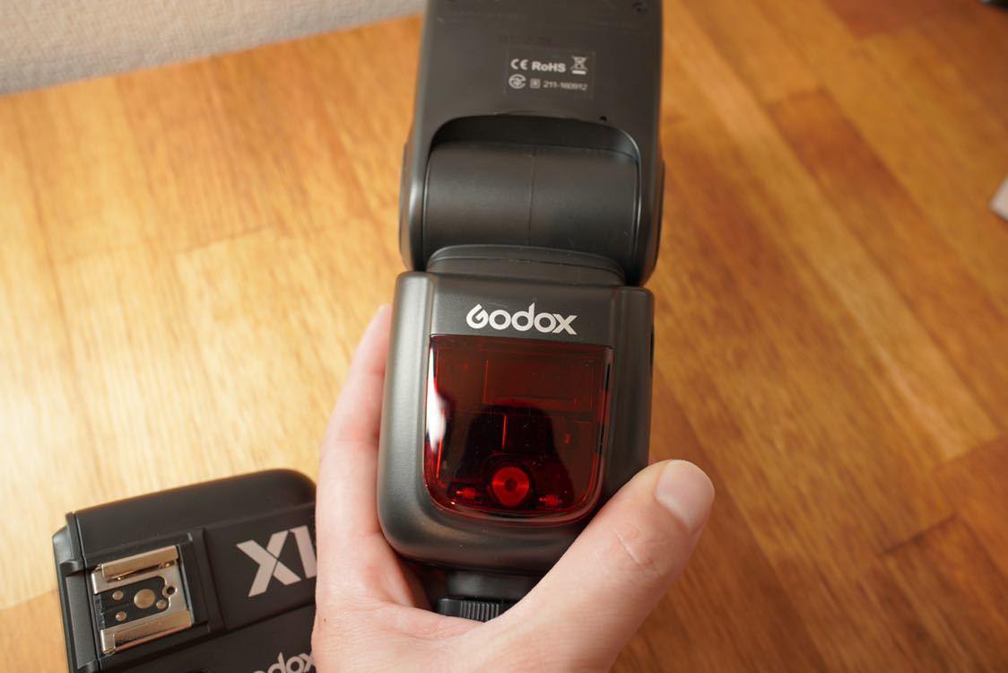 Godox Nikon v860Ⅱn x1t-n ワイヤレス_画像9