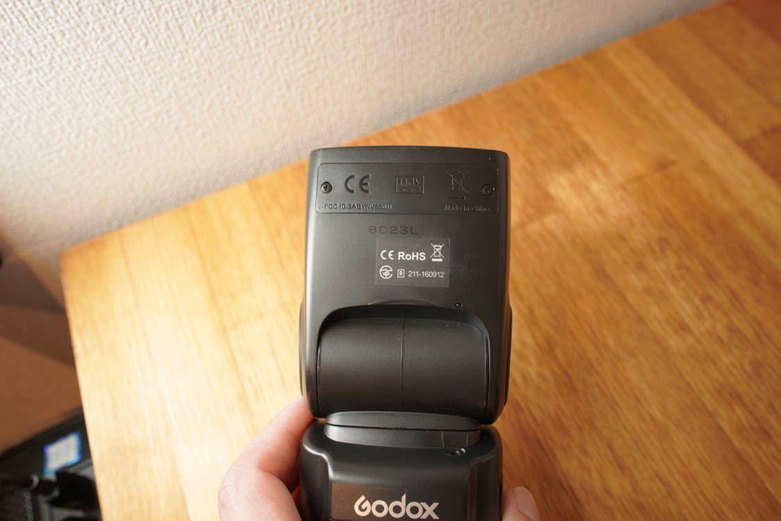 Godox Nikon v860Ⅱn x1t-n ワイヤレス_画像6