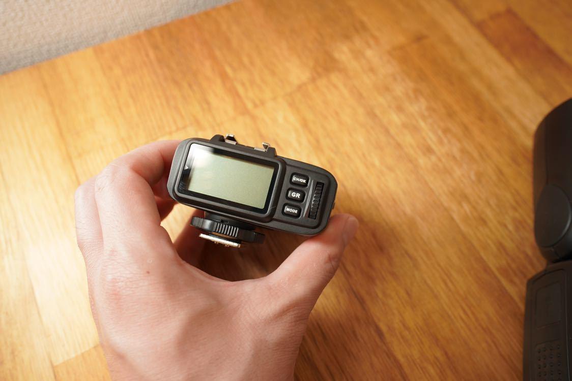 Godox Nikon v860Ⅱn x1t-n ワイヤレス_画像7