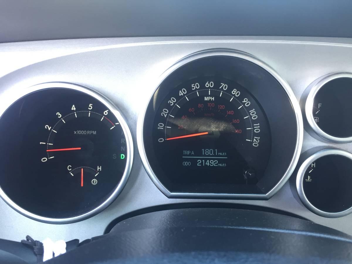 個人出品 セコイア V8 5.7L 4WD_画像8