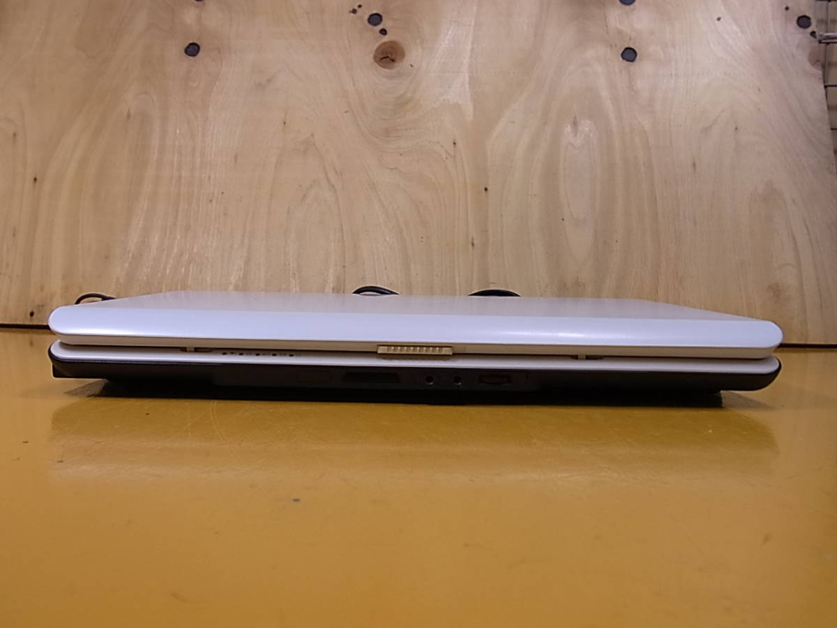 □Bd/976☆東芝 TOSHIBA☆15.4型ノートパソコン dynabook TX/960LS☆PATX960LS☆メモリ1GB☆ジャンク_画像5