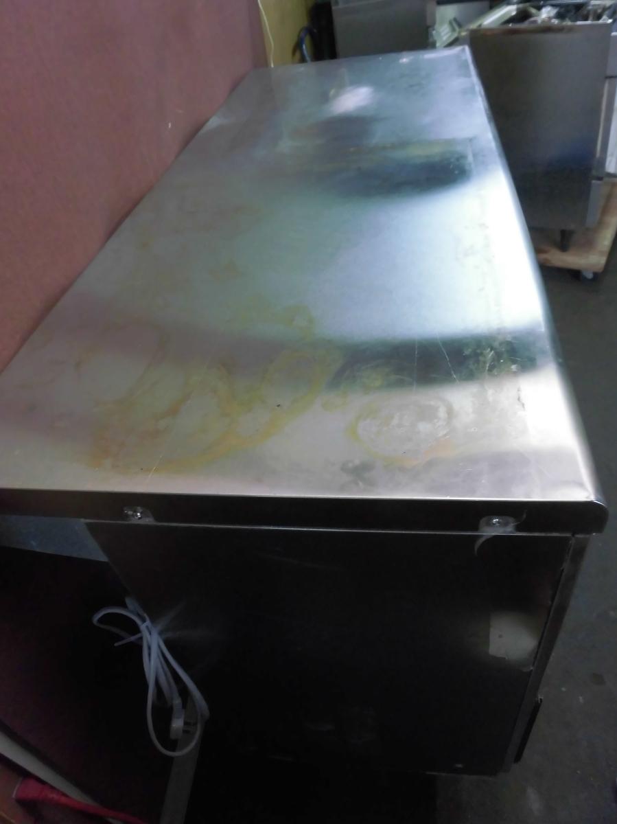 K-2417 ホシザキ★テーブル形冷凍冷蔵庫★RFT-150PNE_画像7