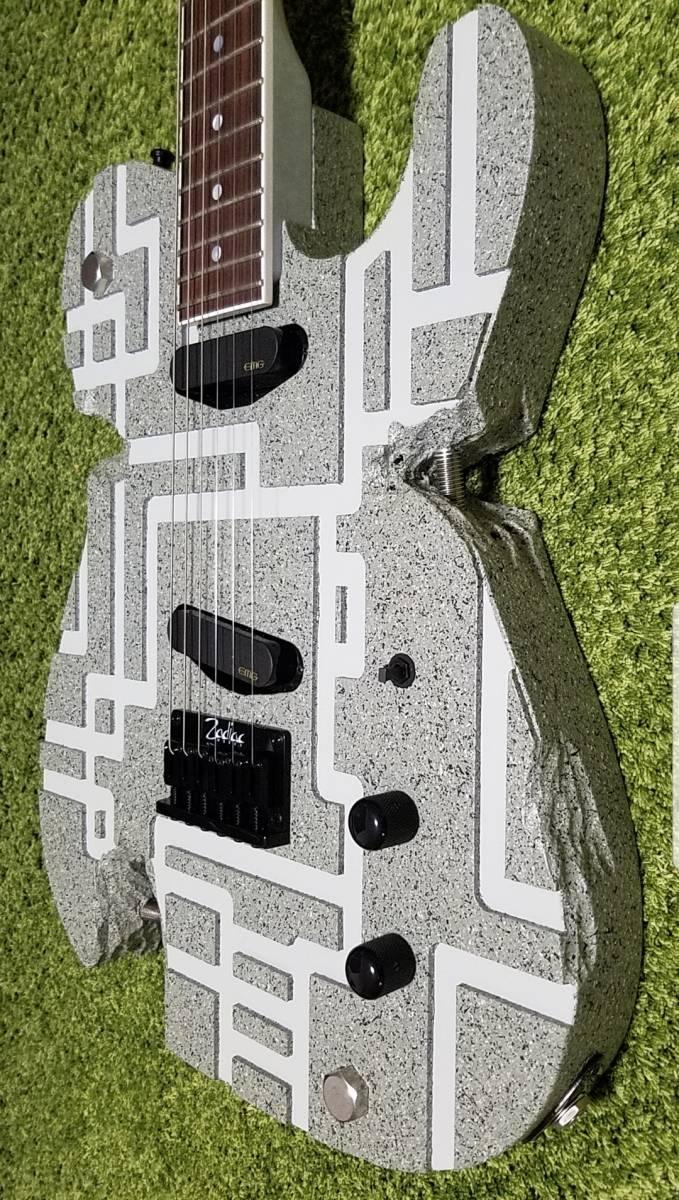 布袋寅泰 Zodiacworks TC-H0TEI 35th CONCRETE 布袋モデル コンクリート_画像9