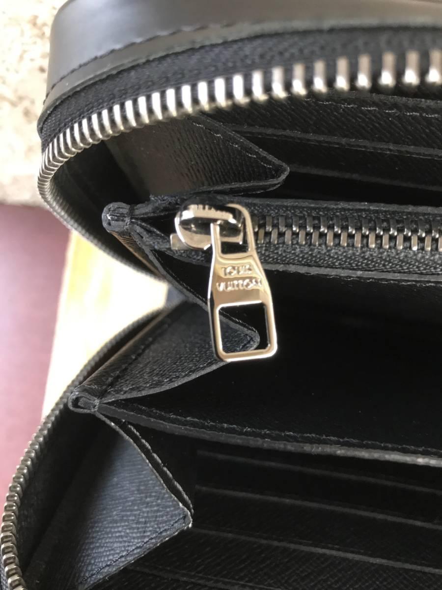 新品未使用 ルイヴィトン 長財布 モノグラム・エクリプス ジッピーXL M61698 LOUIS VUITTON _画像3