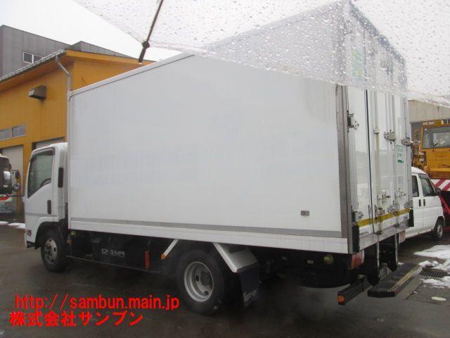 ☆NPR82ZAN,冷凍車,いすゞ,226,500km,トプレック,CNG天然ガス,2013年式,抹消,_画像3