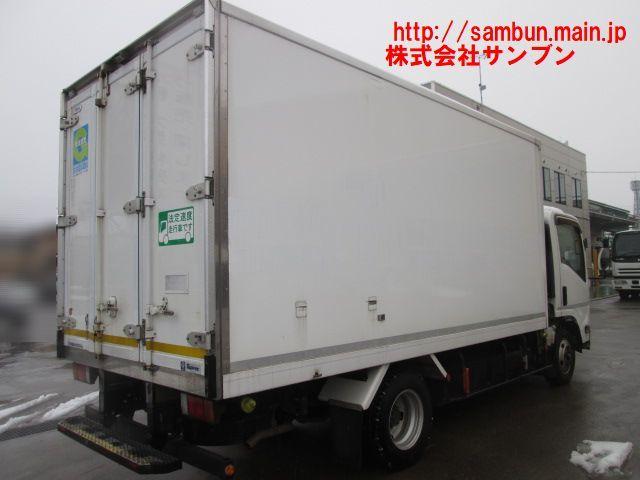 ☆NPR82ZAN,冷凍車,いすゞ,226,500km,トプレック,CNG天然ガス,2013年式,抹消,_画像4