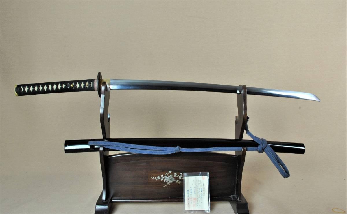 【豪刀 監獄長光】「長光」 68.4cm 、居合・試斬刀として!!!_画像1